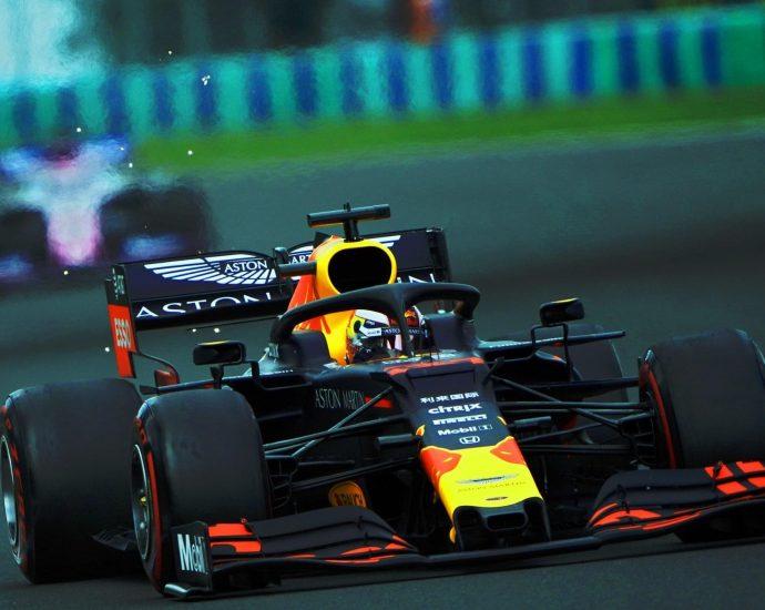 Ezeket az utakat zárják le a Formula 1 miatt