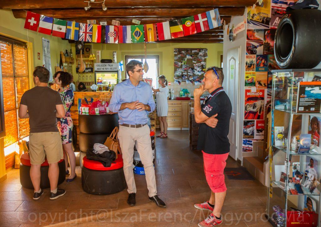 Ilyen egy igazi olasz buli Mogyoródon
