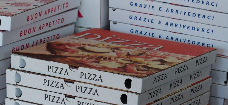 Pizzafutár
