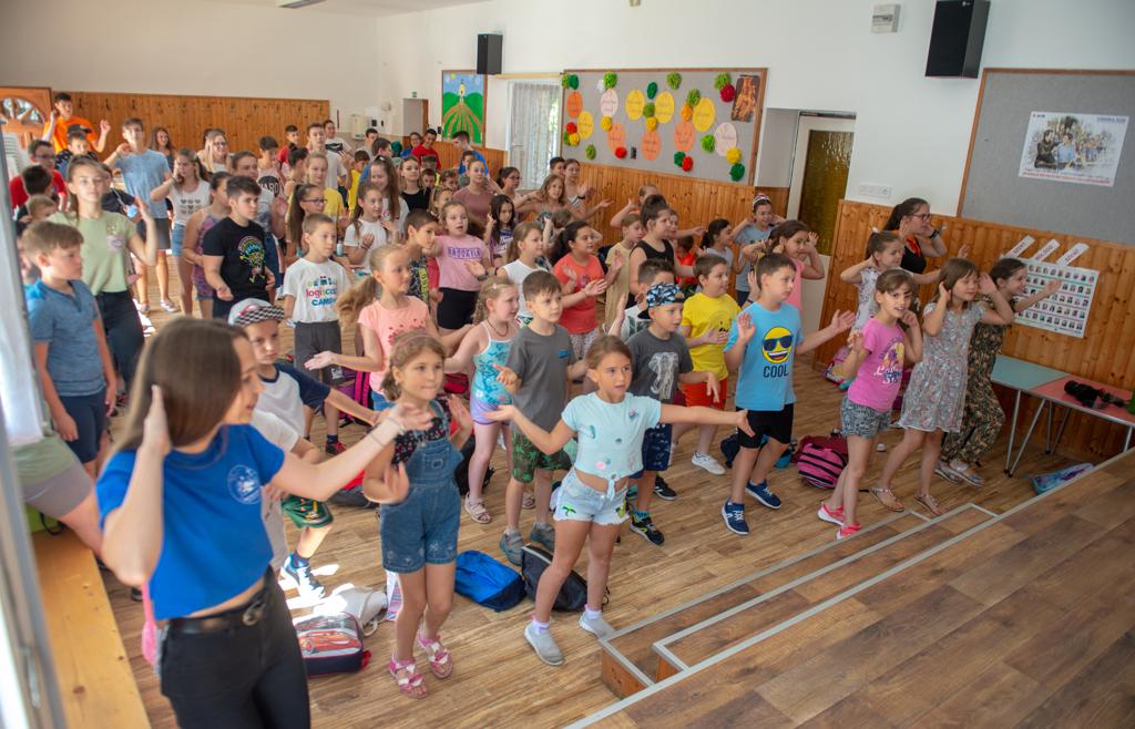 Oratórium: itt biztonságban vannak a gyermekeink