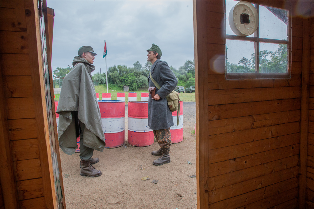 Jubilált a Military tábor