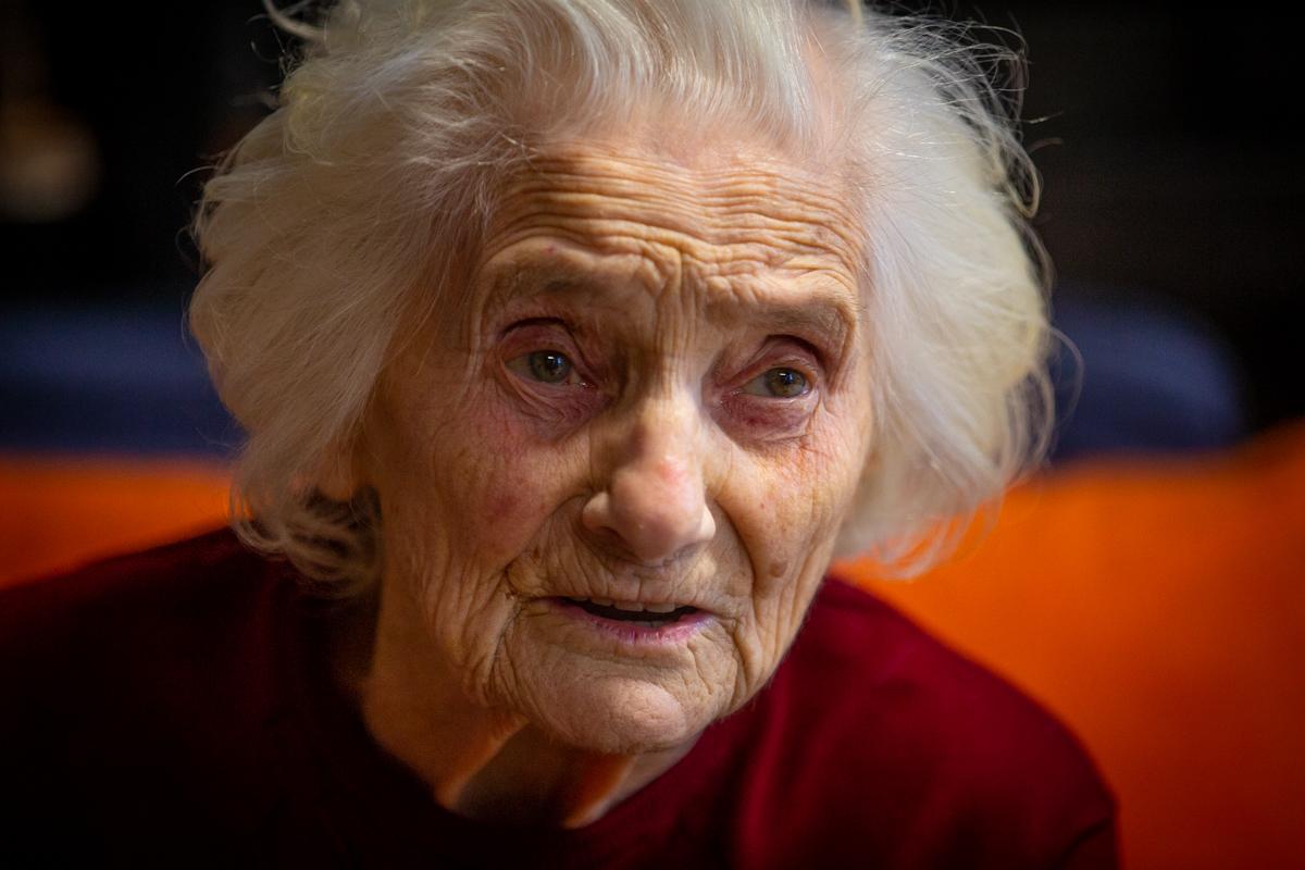 Soha nem volt beteg a legidősebb mogyoródi lakos