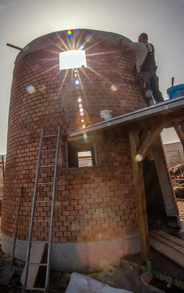 Épül a természetes energiaállomás Mogyoródon