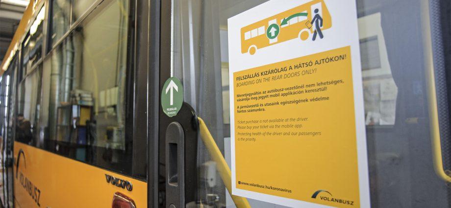 Így lehet mától jegyet venni a helyközi buszokra