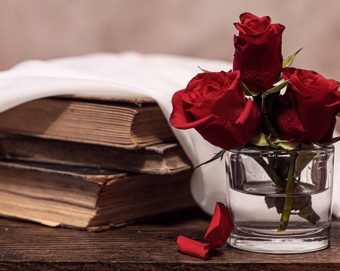 A legjobb szerelmes könyvek tavaszra