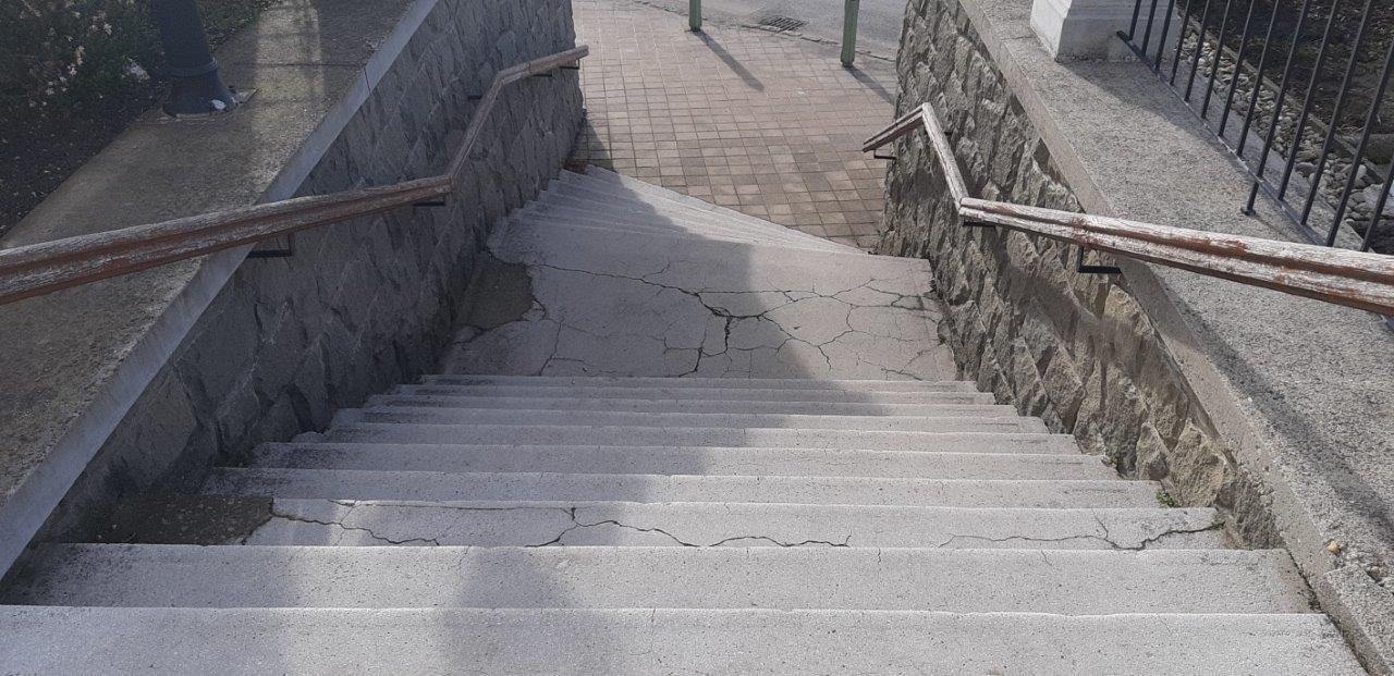 Újítsuk fel együtt a Szent Mihály Templom lépcsőjét