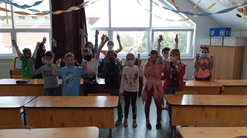 Gyermeknap az iskolában