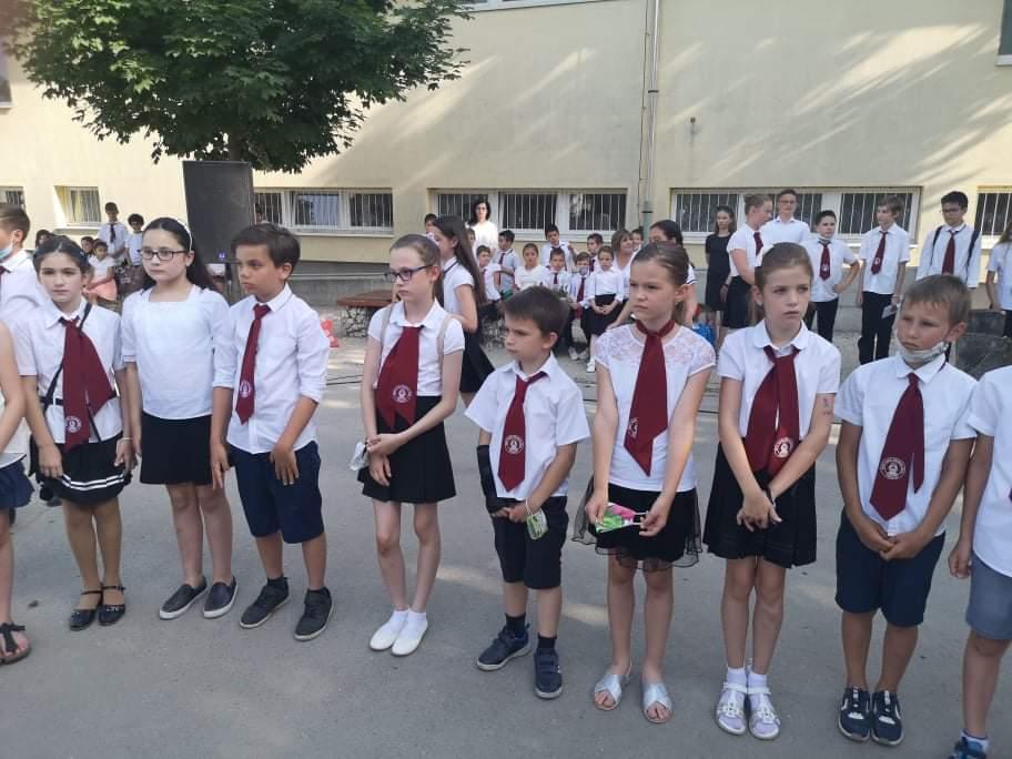 Évzáró: iskolánk büszkeségei